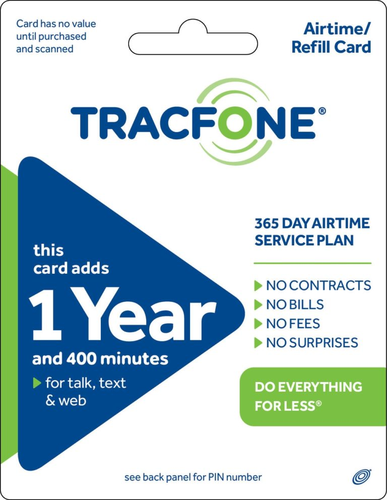 Best Tracfone Plans 2020